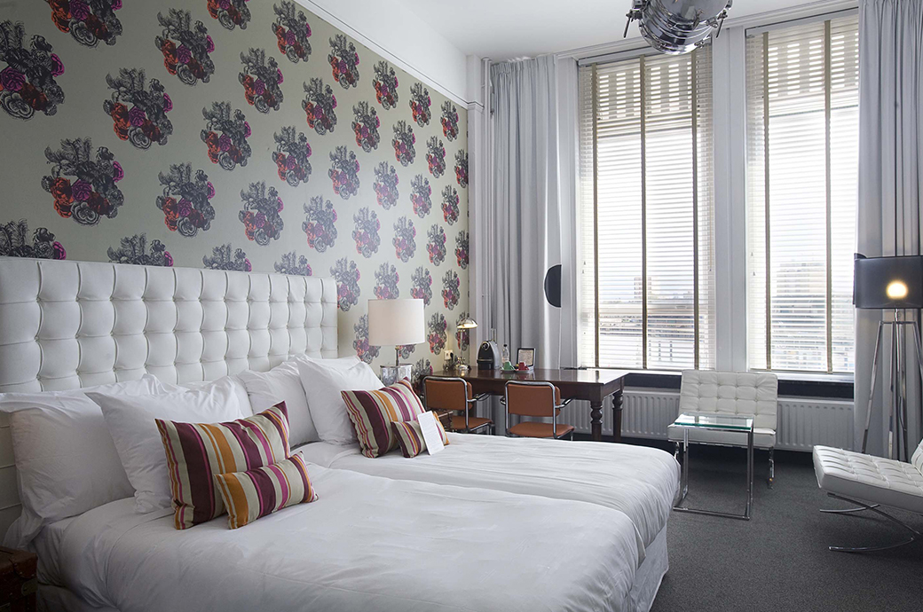 Hotel new york rotterdam estida for Best boutique hotels nyc 2016
