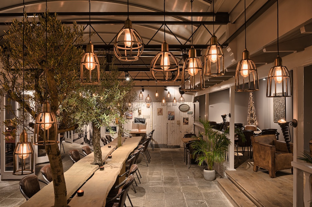 Press release new mediterranean bar bon vivant by estida - Serre de culture interieur ...