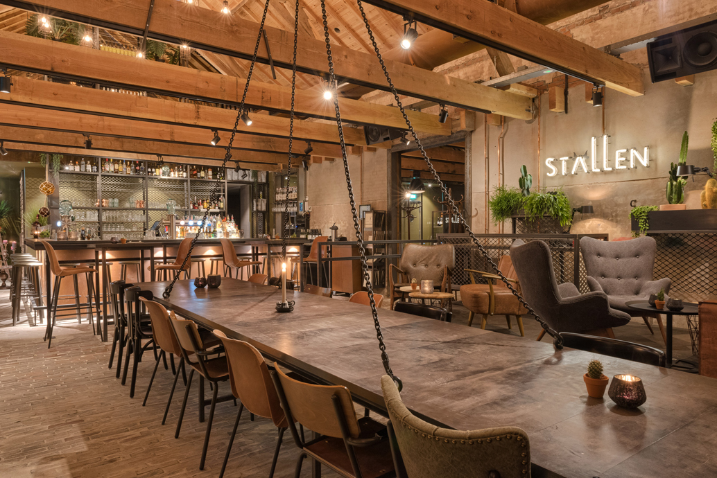 PRESS RELEASE INDUSTRIAL MARKET INTERIOR FOR RESTAURANT DE STALLEN ...