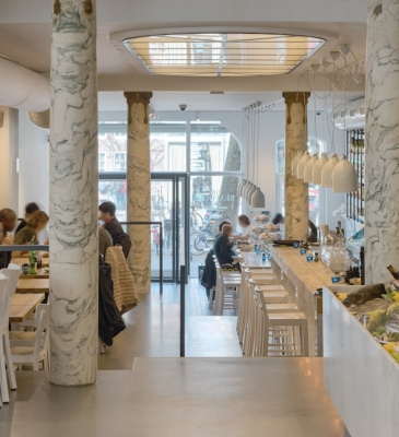 THE SEA FOOD BAR AMSTERDAM Preview