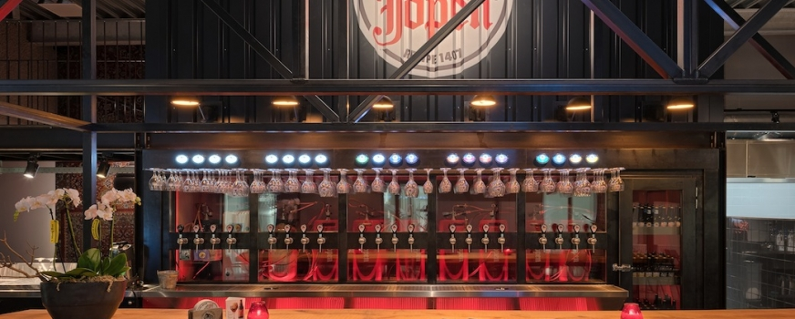 PRESS RELEASE:  NEW JOPEN BREWERY BAR BY ESTIDA