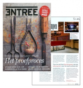 Article in Entree | Mei 2014