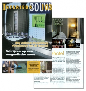 Article in Interieurbouw | Mei 2014
